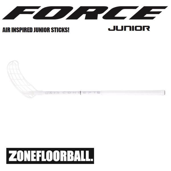 Zone FORCE AIR JR. 35 weiß
