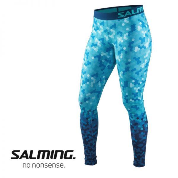 Salming Running Flow Tights Women grün
