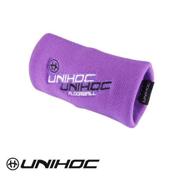 Unihoc Schweißband GEMINI lila