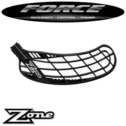 Zone Force Medium+ schwarz