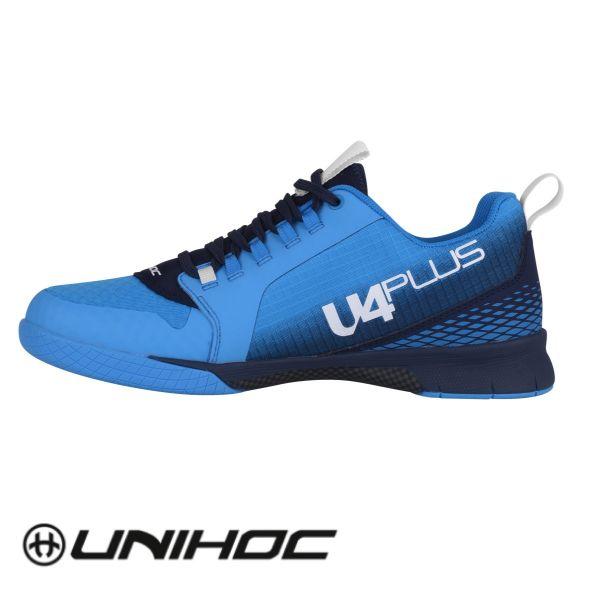 Unihoc Shoe U4 PLUS LowCut blue