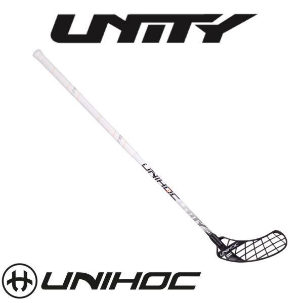 Unihoc UNITY TopLight II 29 Weiß/Schwarz