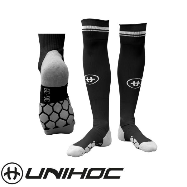 Unihoc Stutzen XLNT schwarz