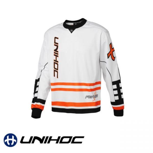 Floorball Goalie Jersey Unihoc Feather