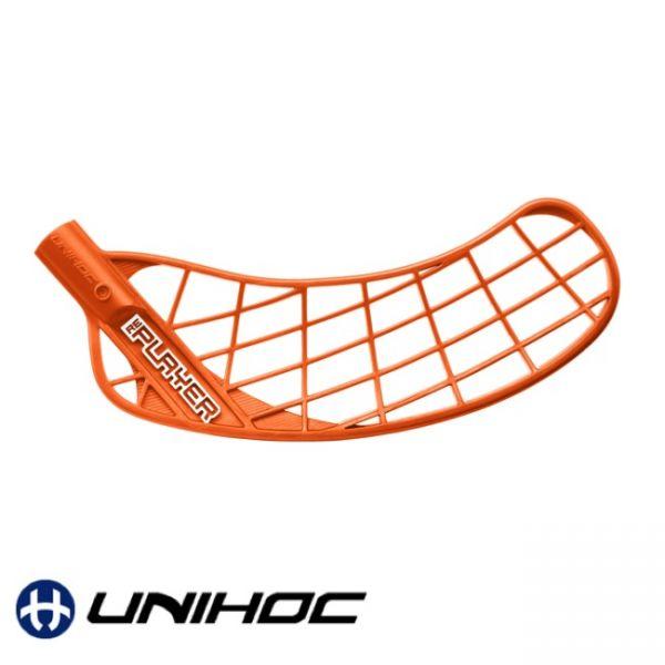 Unihoc REPLAYER Medium neon orange