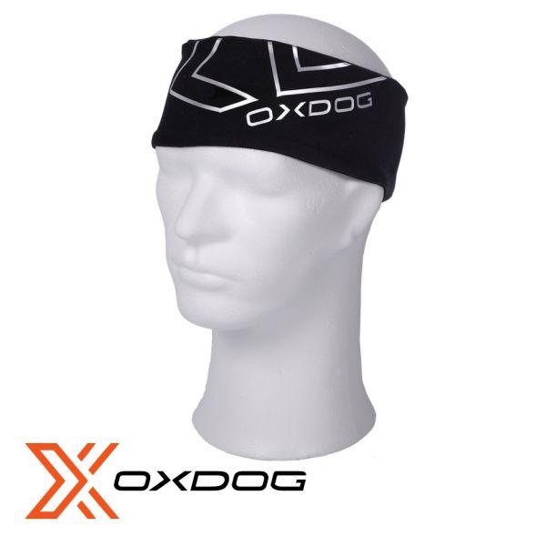 Oxdog Stirnband SHINY schwarz/silber