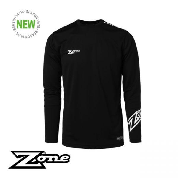 Zone REFLECTOR Longsleeve schwarz