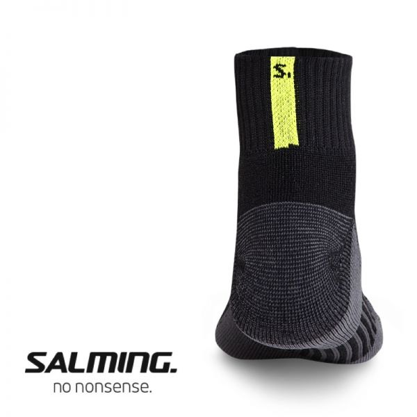 Salming Socken WOOL schwarz