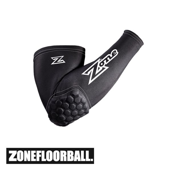 Floorball Ellenbogenschoner MONSTER schwarz