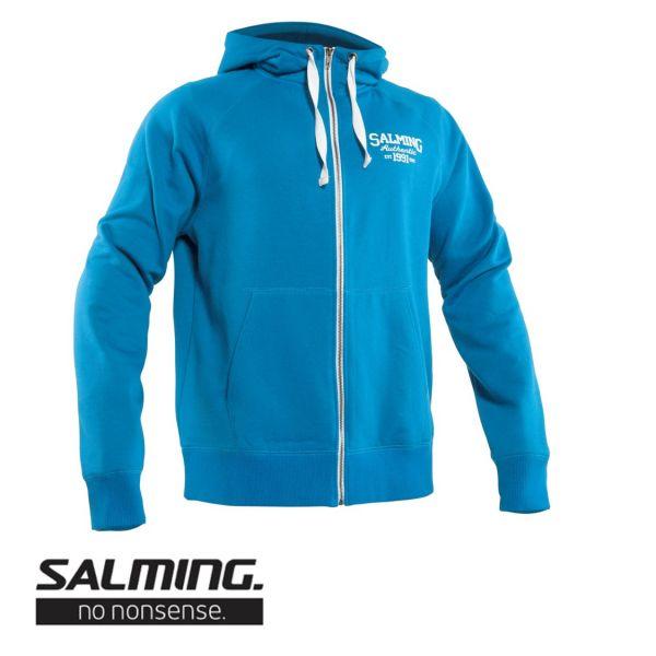 Salming Pullover CORE blau