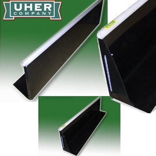 UHER Bande E-Hockey (26 x 16 m) schwarz