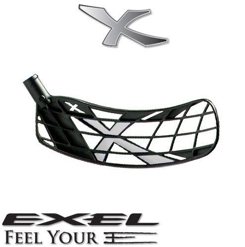 Exel Kelle X-Blade schwarz