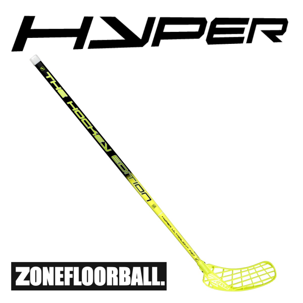 Zone Floorball Schläger mit Hockey Griff