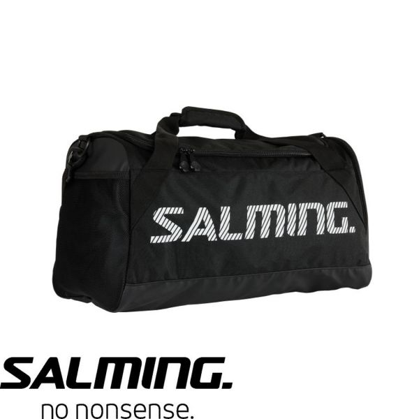 Salming Sporttasche TEAMBAG 37 Junior Schwarz