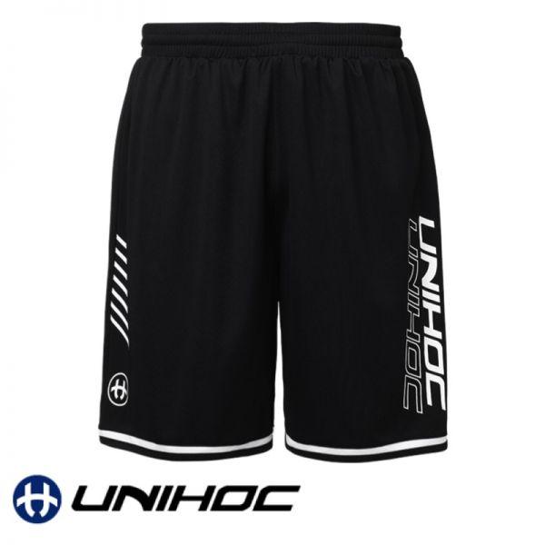 Unihoc Shorts VENDETTA schwarz