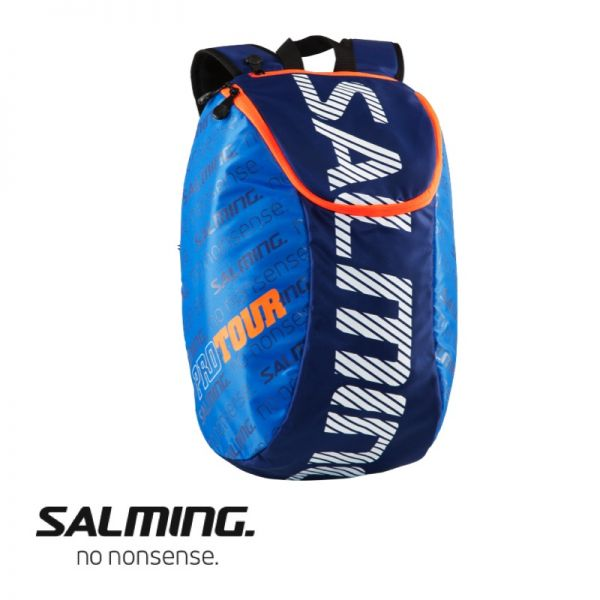Salming Rucksack PRO TOUR Blau/Orange