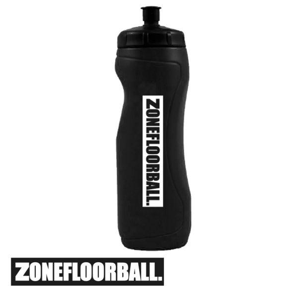 Zone Trinkflasche ICECOLD schwarz (1L)