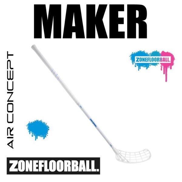 Zone MAKER AIR Superlight 26 White Edt. weiß/blau