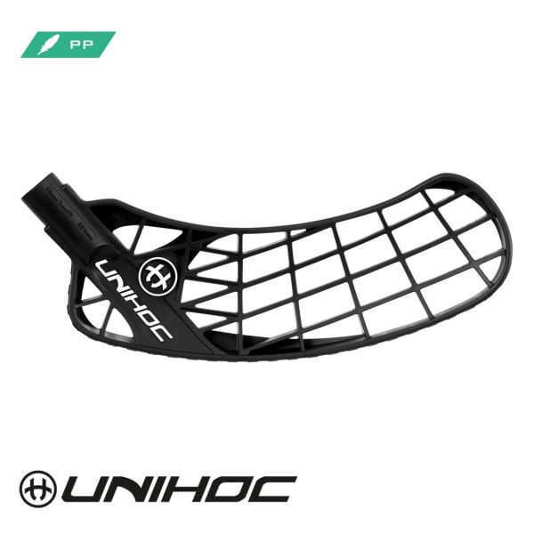 Unihoc ICONIC Feather Light Medium schwarz