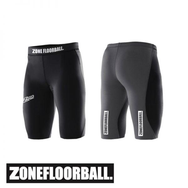 Zone Shorts COMPRESSION 2.0 schwarz