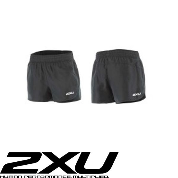 "2XU ACTIVE Shorts 3"" Damen schwarz"