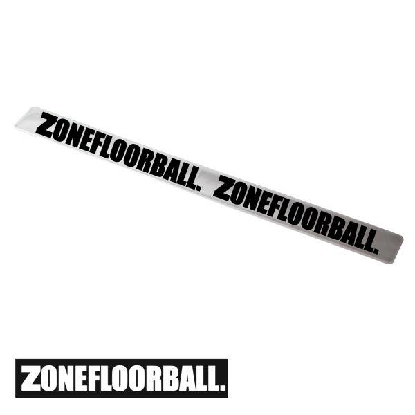 Zone Slap Wrap ZONEFLOORBALL silber