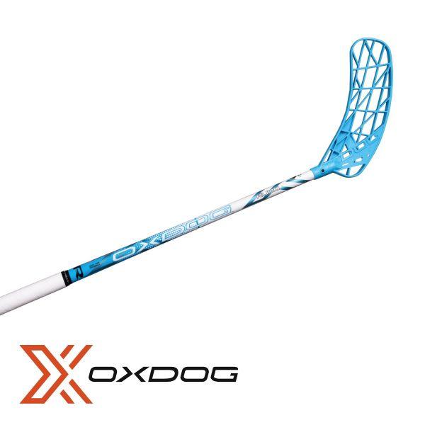 Oxdog OPTILIGHT Zero RUDD HES 27 weiß/blau