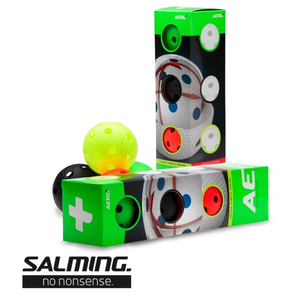 Salming Aero Plus 4-Pack Multi