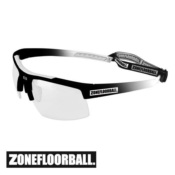 Zone Sportbrille PROTECTOR Senior schwarz/weiß
