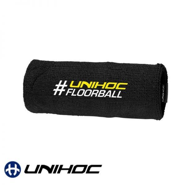 Unihoc Schweißband HASHTAG schwarz