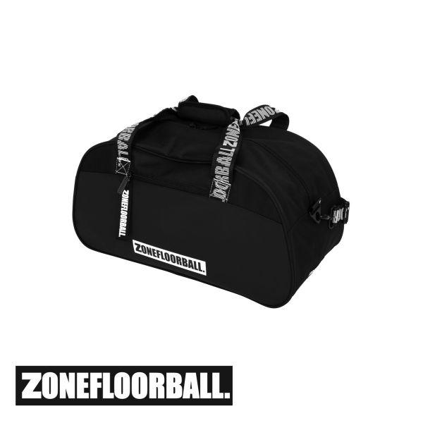 Floorball Sporttasche BRILLIANT klein schwarz/grau