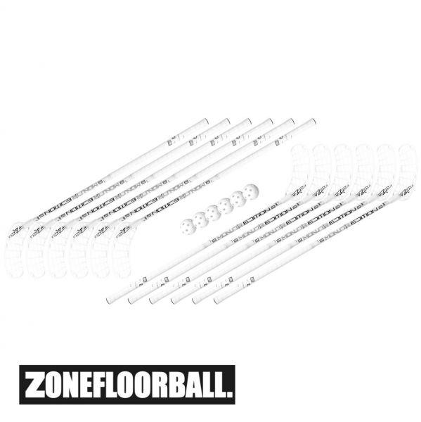 Zone Monstr 29 weiß Set