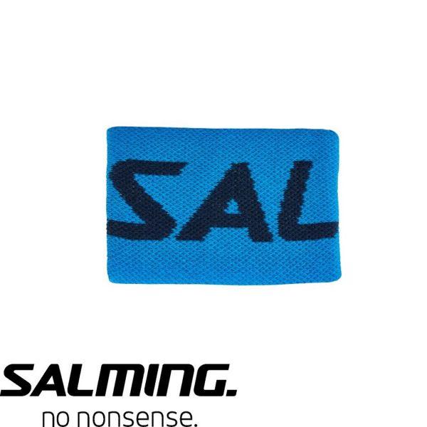 Salming Schweißband MID Blau