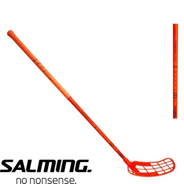 Salming QUEST 1 Carbon Composite 27 Orange