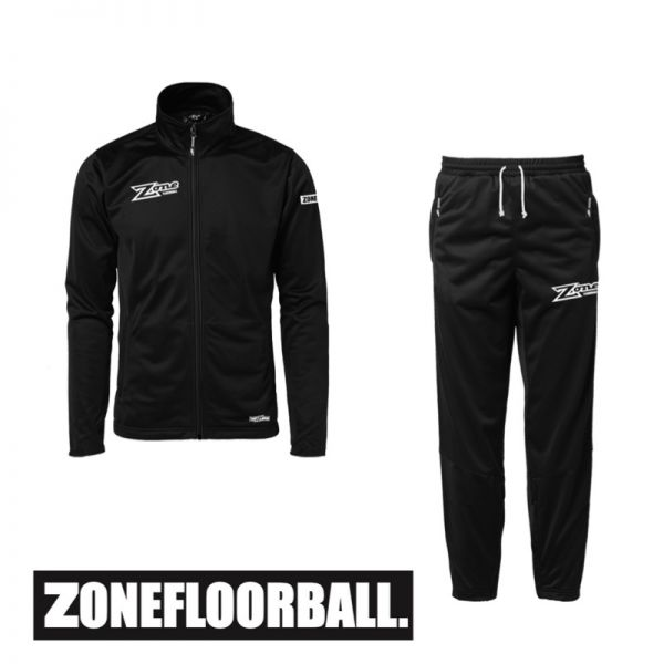 Zone Trainingsanzug GAMECHANGER Schwarz