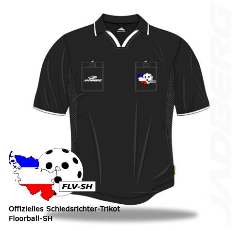 Schiedsrichtertrikot - Floorball SH
