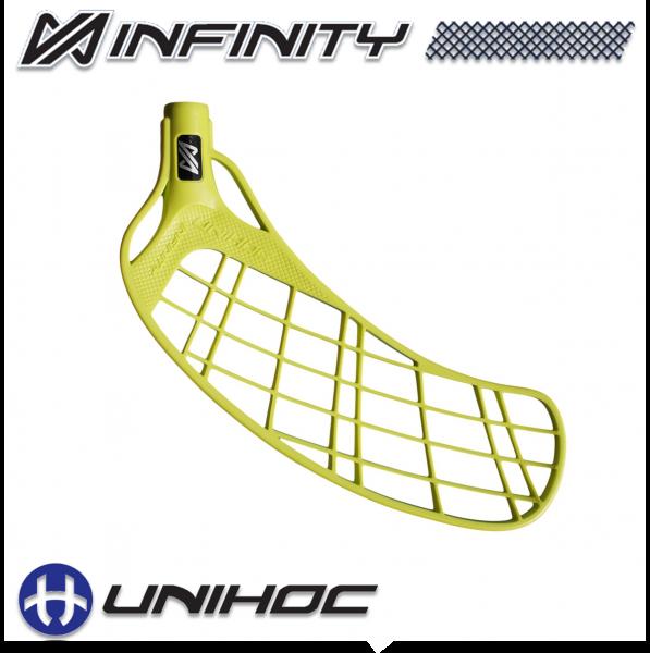 Unihoc INFINITY Medium neon yellow