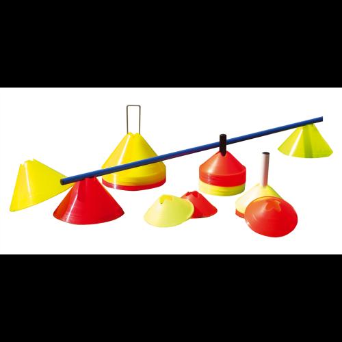 Markierungshütchen b+d CONE 2-farbig