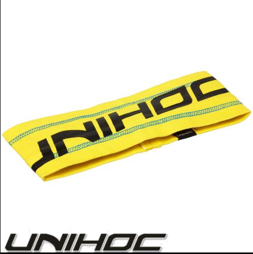 Unihoc Stirnband ROCKSTAR gelb