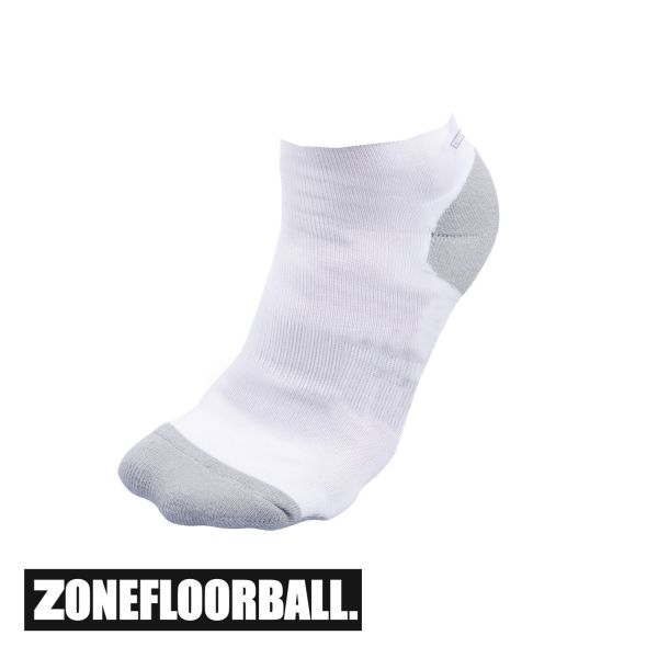 Zone Socken TUBE weiß