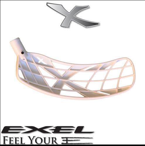 Exel X Medium Weiß