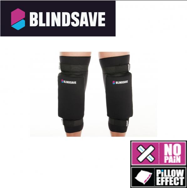 BLINDSAVE Knieschoner Hart