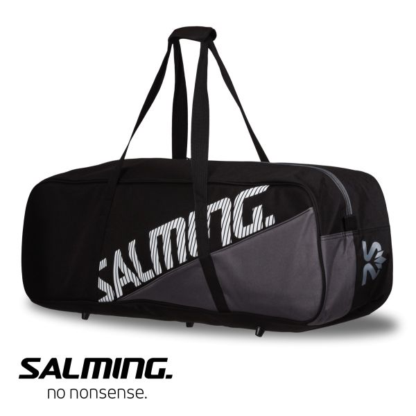 Floorball Toolbag - Salming Team schwarz