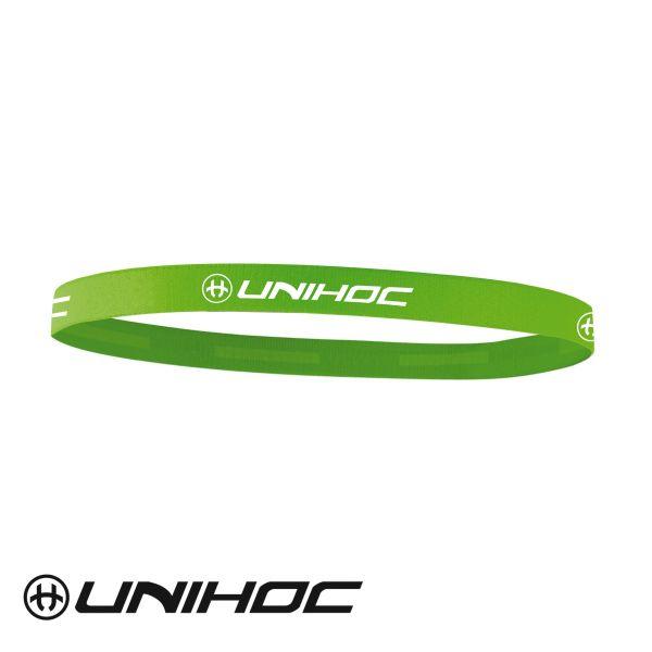 Unihoc Haarband SKILL neon grün