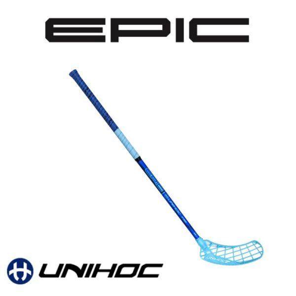 Floorball Schläger Unihoc EPIC 32 blau