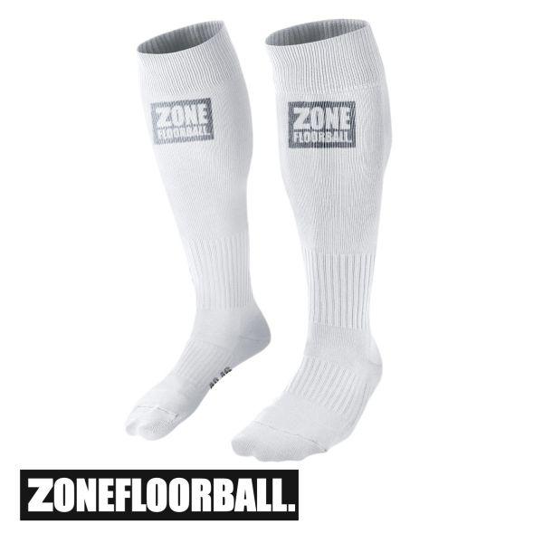Zone Stutzen ATHLETE weiß