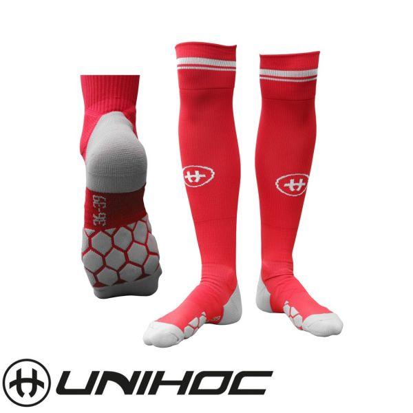 Unihoc Stutzen XLNT rot