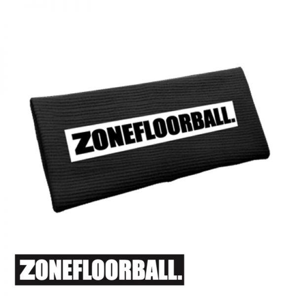Zone Schweißband HYPE King Size schwarz