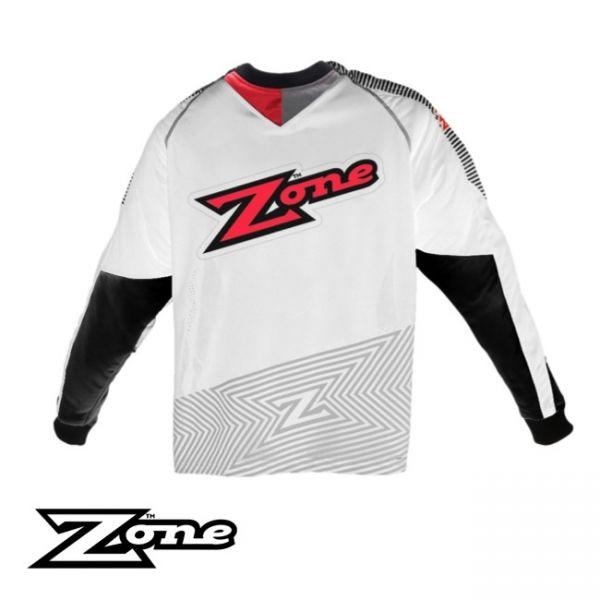 Zone ICON Edition TW-Pullover weiß