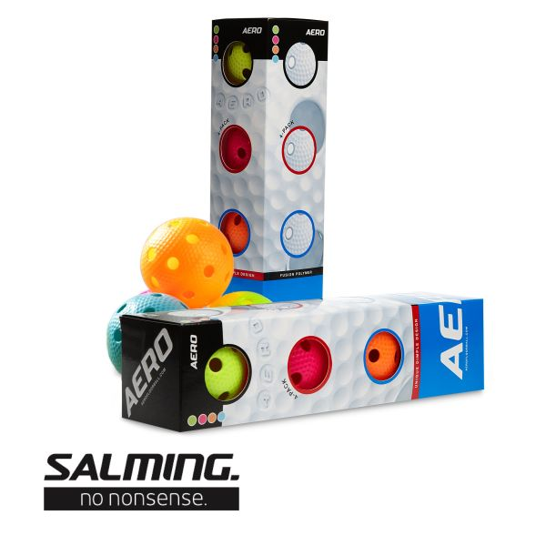 Salming Aero 4-Pack Flash